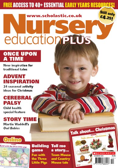 Nursery Education PLUS December 2010