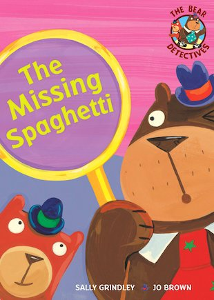 The Bear Detectives: The Missing Spaghetti