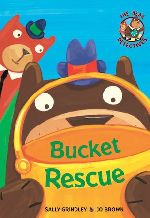The Bear Detectives: Bucket Rescue