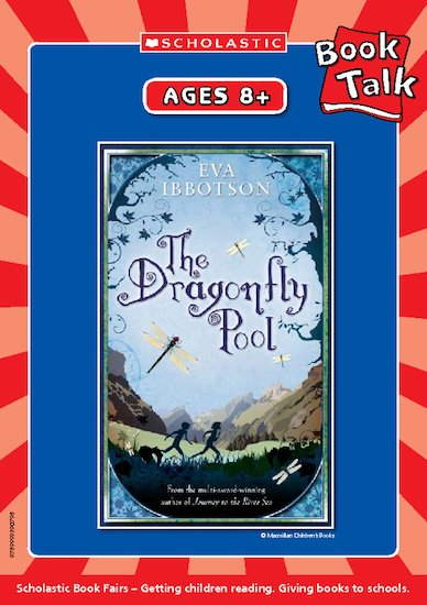 The Dragonfly Pool Book Talk