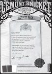 Lemony Snicket Activity Pack (5 pages)
