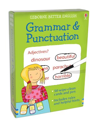 Grammar and Punctuation Activity Cards