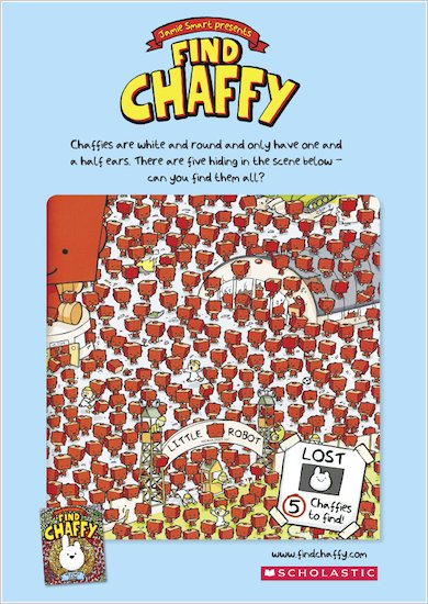Find Chaffy Puzzle