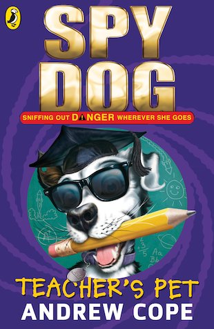 Spy Dog: Teacher's Pet
