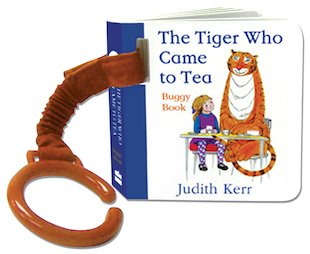The Tiger Who Came to Tea: Buggy Book