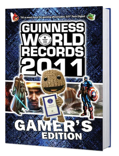 Guinness World Records 2011: Gamer's Edition