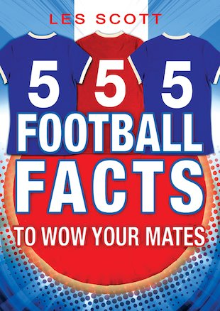 555 Football Facts to Wow Your Mates