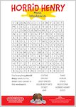 Puzzle Activity (1 page)