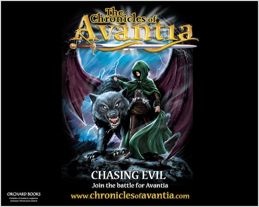 Chronicles of Avantia Wallpaper