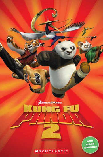 Kung Fu Panda 2 (Book only)