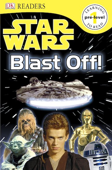 Star Wars - Blast Off!