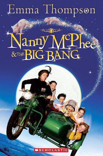 Nanny McPhee and the Big Bang (Book and CD)