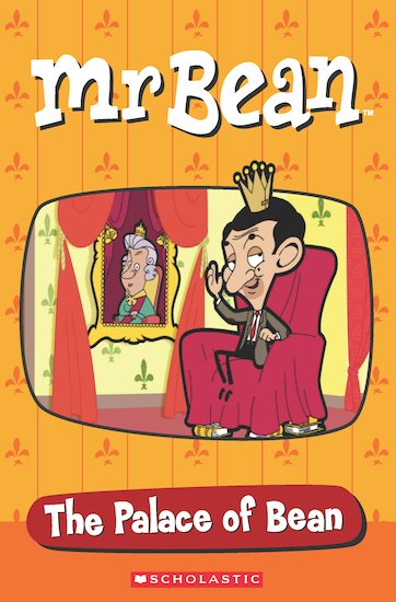 Mr Bean: The Palace of Bean (Book and CD)