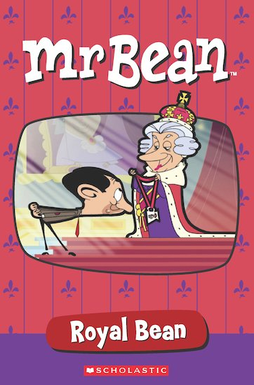 Mr Bean: Royal Bean (Book only)