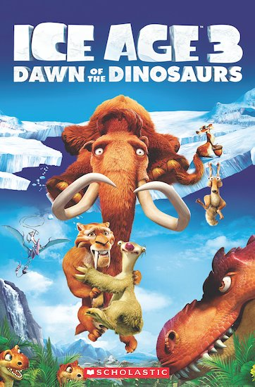Ice Age 3: Dawn of the Dinosaurs (Book and CD)