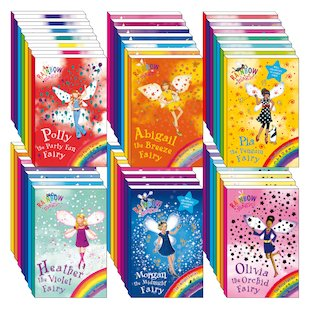 Rainbow Magic Super Pack