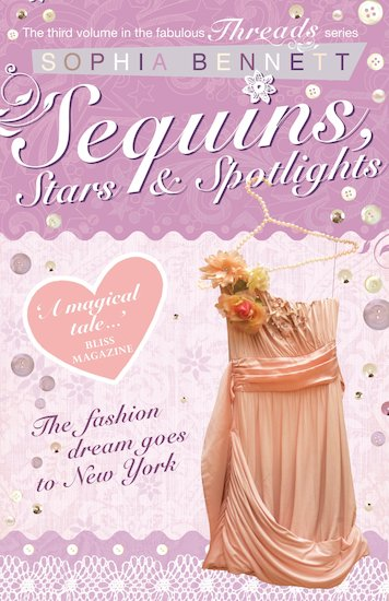 Threads: Sequins, Stars and Spotlights