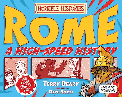 Rome: A High-Speed History