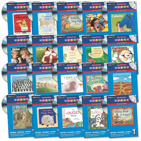 Maths Readers Year 1: Easy-Buy CD Pack