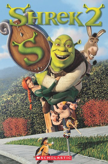 Shrek 2 (Book and CD)