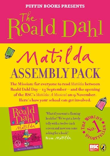 Matilda Teachers' Pack