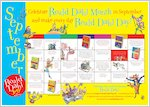 Dahl Day Calendar (1 page)