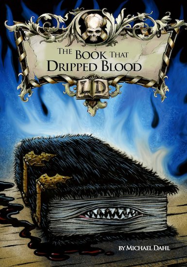 Library of Doom: The Book That Dripped Blood