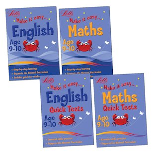 Make It Easy: Maths and English Pack