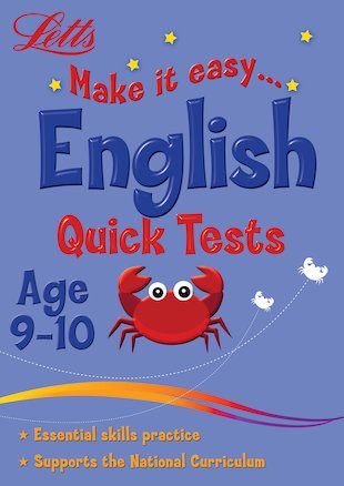 Make It Easy: English Quick Tests (Ages 9-10)