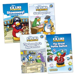 Club Penguin: Pick Your Path Pack