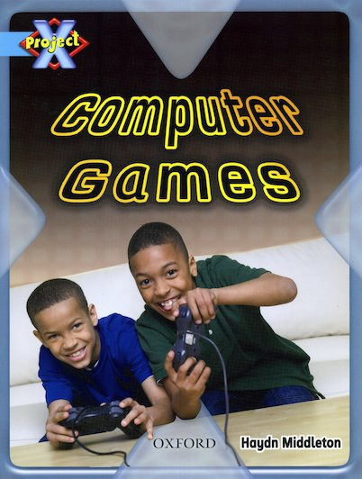 Project X: Toys and Games - Computer Games