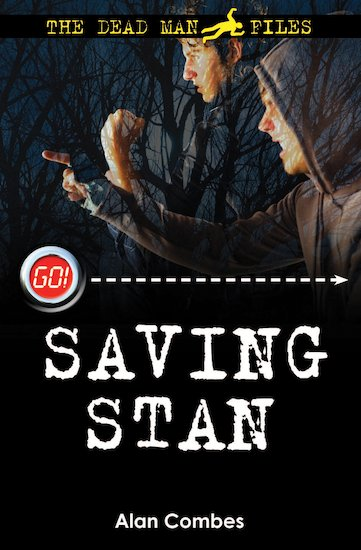Barrington Stoke: Go! The Dead Man Files - Saving Stan