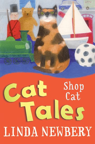 Cat Tales: Shop Cat