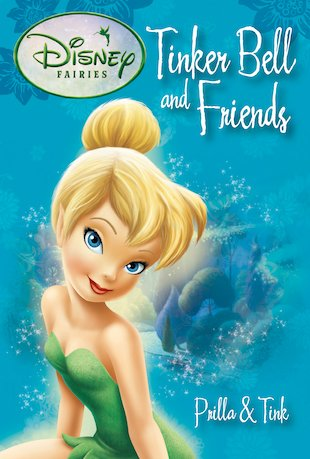 Disney Fairies: Tinker Bell and Friends - Prilla and Tink