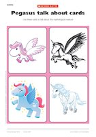 Pegasus talk about cards