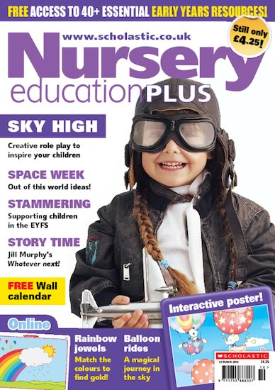 Nursery Education PLUS October 2010
