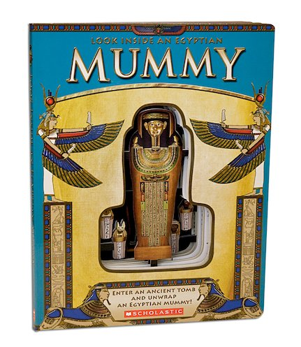 Look Inside an Egyptian Mummy