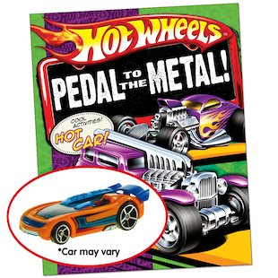 Hot Wheels: Pedal to the Metal!