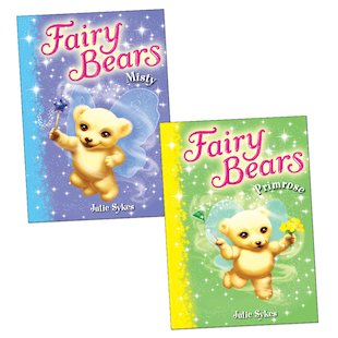 Fairy Bears Pair: Primrose and Misty
