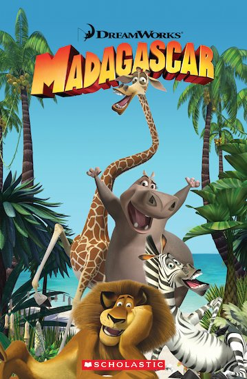 Madagascar (Book and CD)