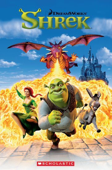 Shrek (Book and CD)