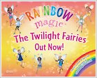 Rainbow Magic Twilight Fairies wallpaper
