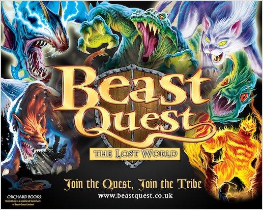 Beast Quest 7 Wallpaper