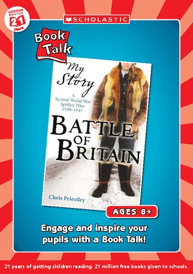 Book Talk - My Story: Battle of Britain