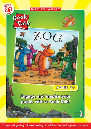Book Talk - Zog