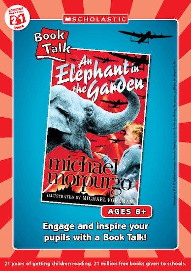 Book Talk - An Elephant in the Garden