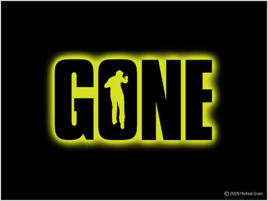 Gone wallpaper
