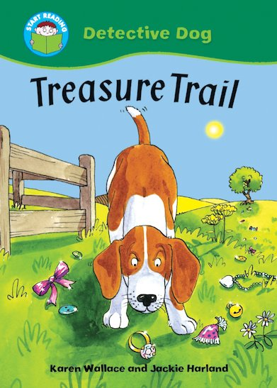 Detective Dog - Treasure Trail