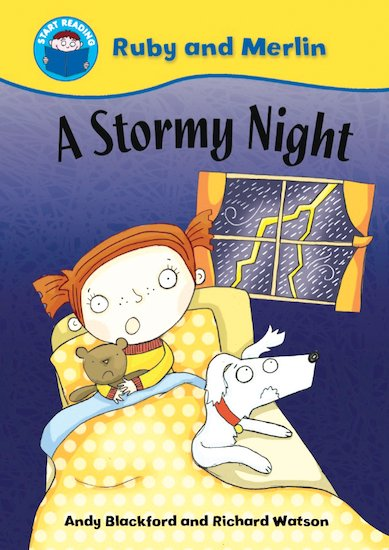 Ruby and Merlin - A Stormy Night