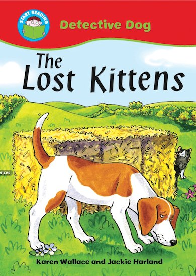 Detective Dog - The Lost Kittens